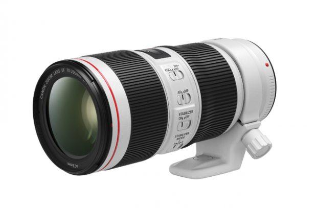 Canon EF 70-200mm f/4L IS II USM ed EF 70-200mm f/2.8L IS III USM