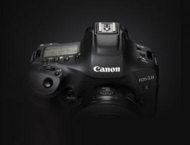 Canon EOS -1D X Mark II