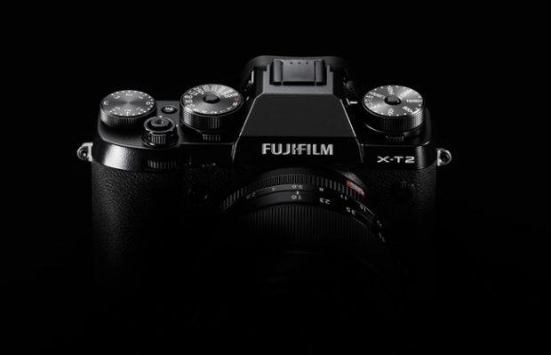 Mirrorless Fujifilm X-T2