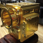 RED Camera gold edition