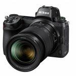 Nikon Z7 con ottica 24-70