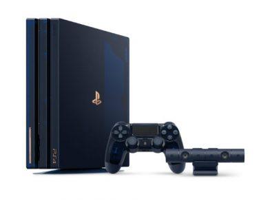 PS4 Pro 500 Million