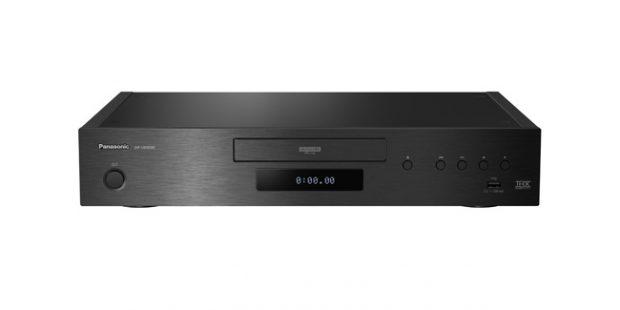 Panasonic mostra ad IFA il lettore Blu-ray UHD UB9000