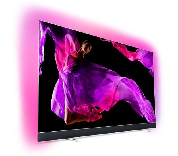 Philips, ad IFA si riparte dai TV OLED+ 803 e 903