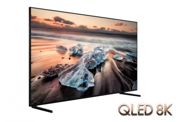 Samsung TV 8K QLED Q900R, in arrivo a fine settembre
