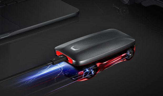 Samsung SSD X5, unità esterna Thunderbolt 3 da record