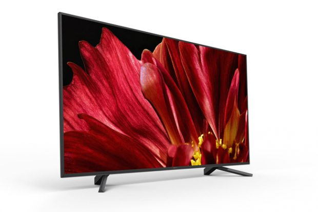 Sony TV Master AF9 e ZF9, OLED e LCD al top