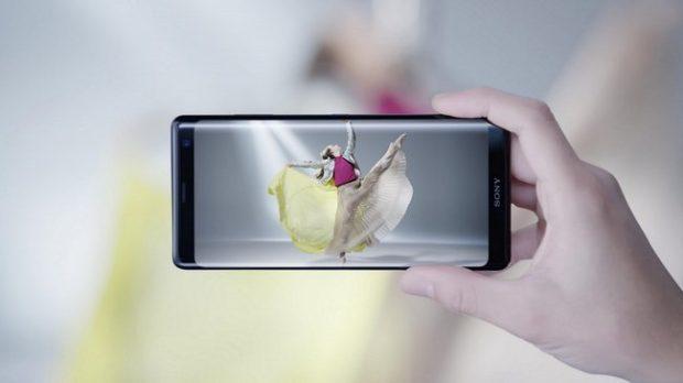 Xperia XZ3 è il nuovo smartphone Sony con Android P