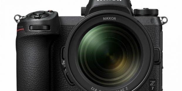 Nikon, ecco le mirrorless Full Frame Z6 e Z7