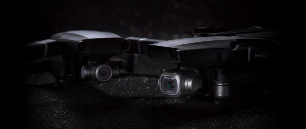 Dji Mavic 2, versioni Pro e Zoom per il drone 4K del momento