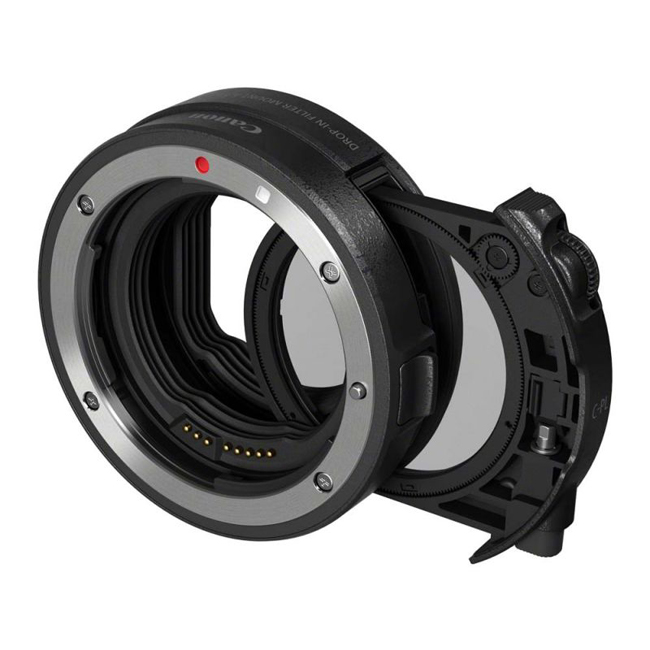 F4 Canon EOS R