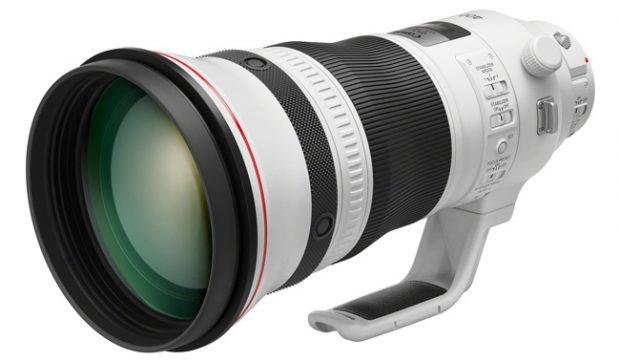 Canon EF 400mm f/2.8L IS III USM ed EF 600mm f/4L IS III USM e EF-M 32mm f/1.4 STM, non c'è solo EOS R