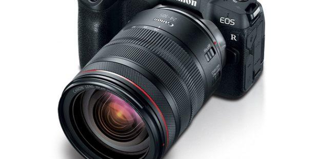 Canon, mirrorless Full Frame EOS R. Prime impressioni