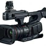 Canon, nuovo camcorder 4K XF705 e nuovo codec