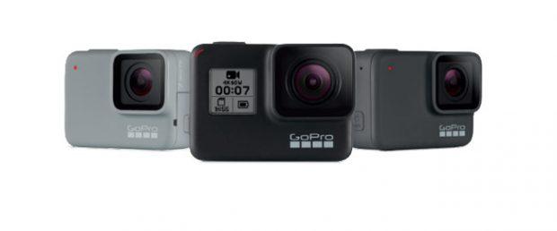 GoPro Hero 7 Black, stabilizzatore HyperSmooth e live sul web