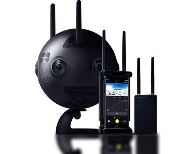 Da Adcom sono arrivate le camere VR Insta360 Pro