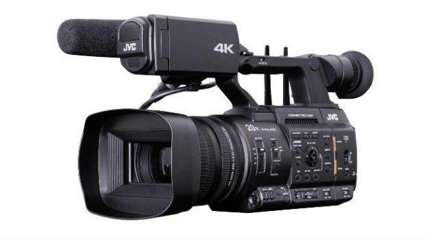 JVC GY-HC500 e GY-HC550, due nuove 'connected cam' 4K