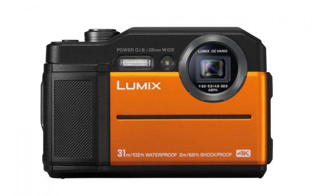Fotocamera compatta Panasonic Lumix DC-FT7