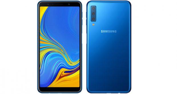 Samsung Galaxy A7, tripla fotocamera e prezzo accessibile