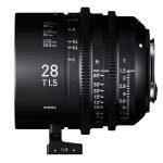 Sigma, in arrivo tre nuove ottiche Cine: 28, 40 e 105 mm, tutte T1,5