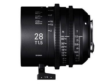 Sigma Cine 28mm