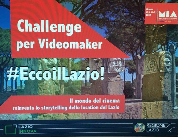 Challenge Ecco il Lazio!