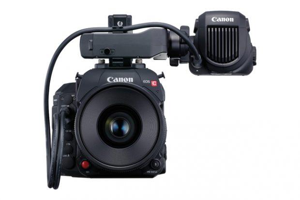 Camera 4K Canon C700