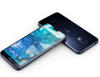 Nokia 7.1 Android One