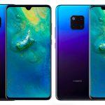 Huawei Mate 20 Pro, Mate 20, e Mate 20 X: per tutti i gusti