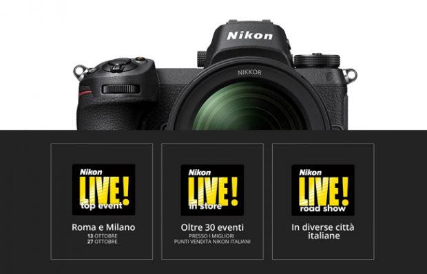 Nikon Live Z-series, si parte!