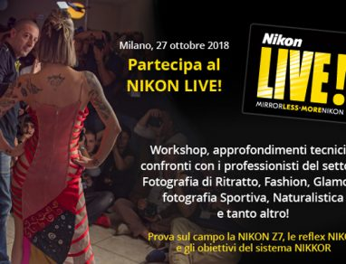 Nikon Live! Top Event Milano