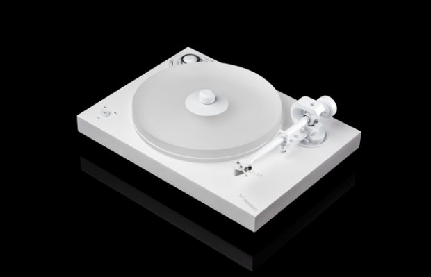 Pro-Ject 2Xperience The Beatles White Album, bianco vinile