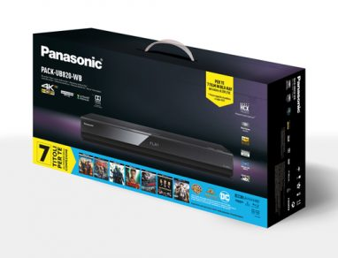 Panasonic Pack 820