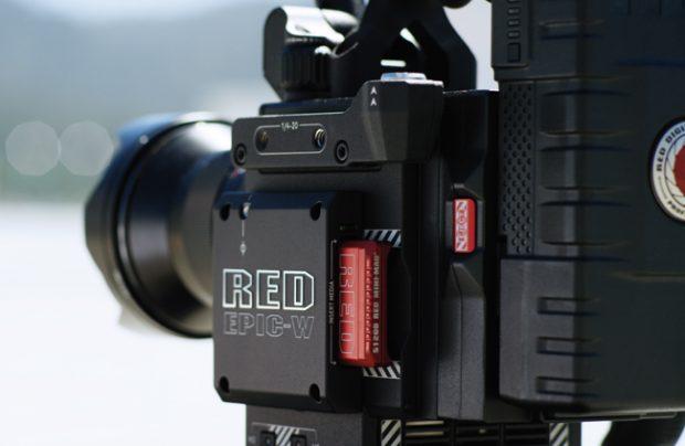 Red EPIC-W 8K (BRAIN)