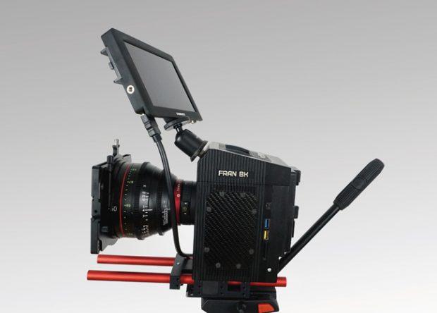 Cinemartin Fran 8K, prime consegne