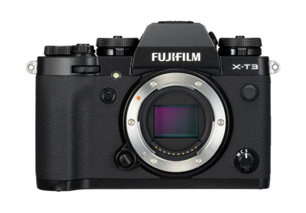 Fotocamera mirrorless Fujifilm X-T3