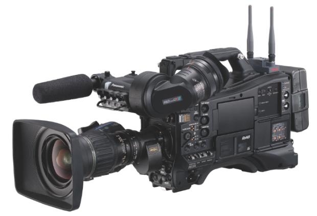 Panasonic AJ-PX5100, perfetto per le news