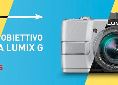 Promozione Panasonic Lumix G