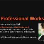 Sony Professional Workshop