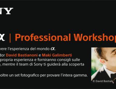 Sony Professional Workshop Firenze