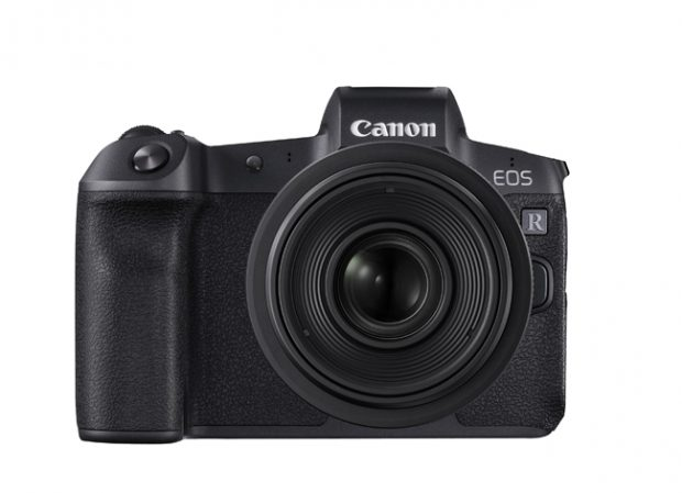 Fotocamera mirrorless full-frame  Canon EOS R