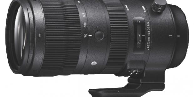 Sigma, arriva il nuovo zoom 70-200mm F2.8 DG OS HSM Sport