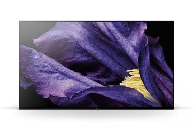TV OLED Sony KD-55AF9
