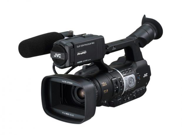 Videocamera JY-HM360E