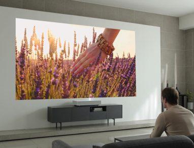 LG HU85L videoproiettore Laser 4K/Ultra HD