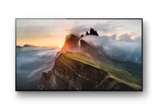 Sony TV  OLED KD-55A1