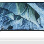 Sony TV, fra LED Full-Array 8K HDR 'giganti' e OLED 4K HDR