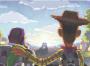 Robert Kondo, layout Jason Katz, John Sanford, Beat Board: Addio Andy, Toy Story 3 (2010). Dipinto digitale.