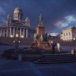 VR-Helsinki, e sei dentro la città