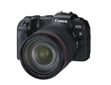 Canon EOS RP e RF24_105mm